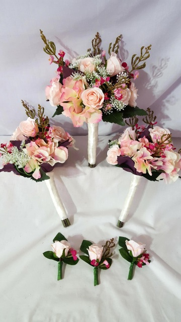 cheap silk wedding flowers packages pre made cheap and discounted silk wedding flower packages 2644
